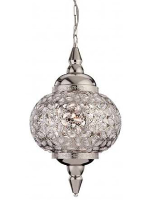 Picture of Firstlight Taj Chrome Pendant 8648CH