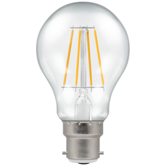 Picture of LED Filament Lamp GLS 5W Dimmable BC 4184