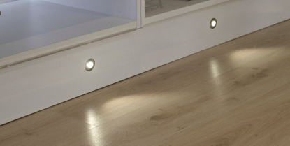 Picture of Sirius Round LED Plinth 4 Light Kit SY7521WW
