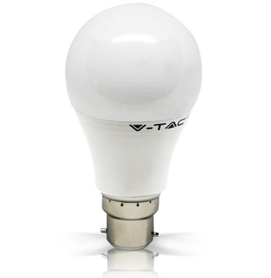 Picture of LED GLS 9W BC Natural White 4000K V-TAC 850