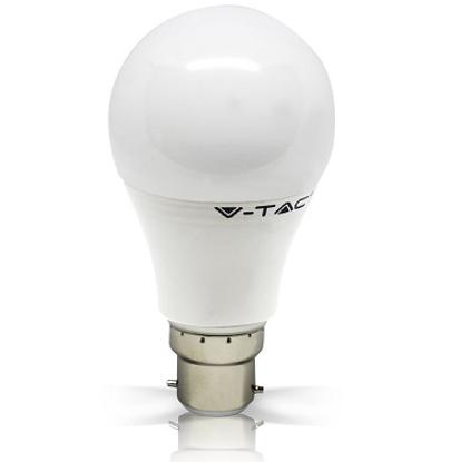 Picture of LED GLS 9W BC Warm White 3000K V-TAC 101
