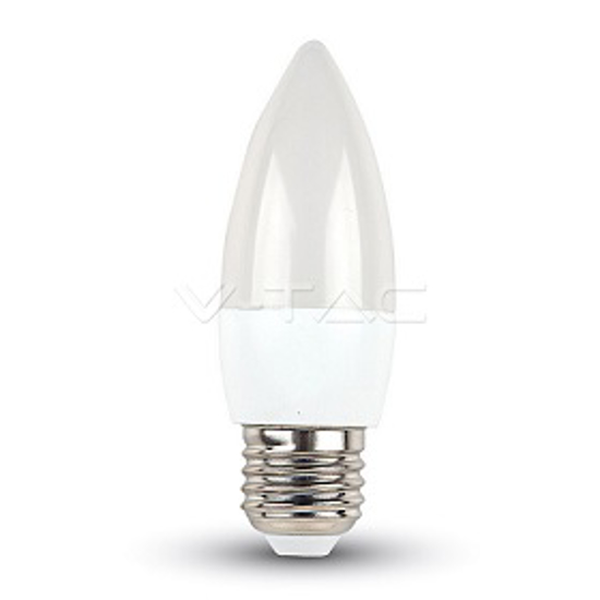 Picture of LED Candle 5.5W ES Warm White 2700K V-TAC 43421