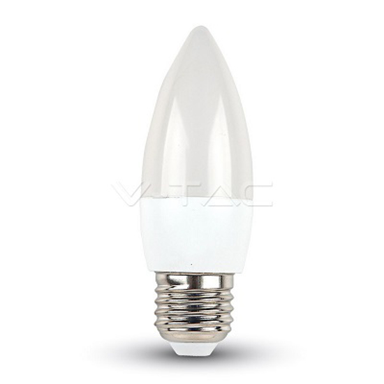 Picture of LED Candle 5.5W ES Natural White 4000K V-TAC 43431