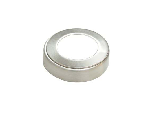 Picture of Capella 240V Brushed Nickel Recessed/Surface LED Light SY7751BN/WW