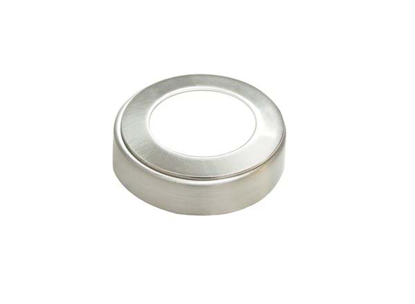 Picture of Capella 240V Brushed Nickel Recessed/Surface LED Light SY7751BN/NW