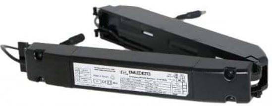 Emergency remote battery box accessory