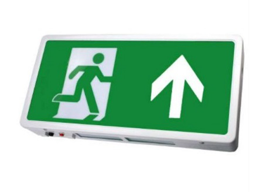 Picture of LED Emergency Exit Box EBMLED