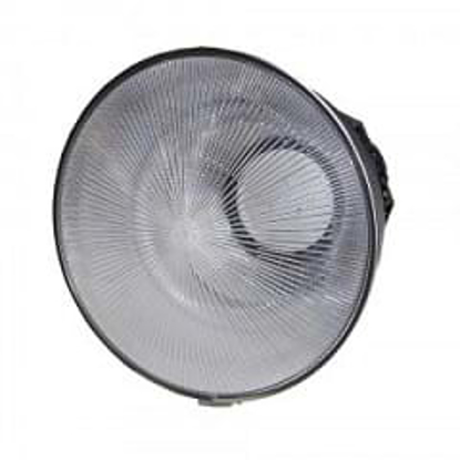 Polycarbonate reflector for high bay lights