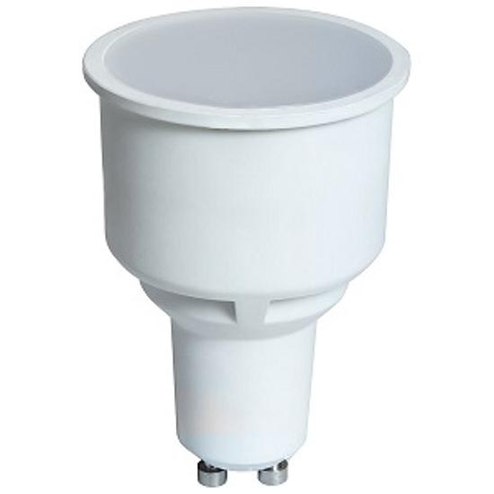 Picture of LED Long Barrel GU10 5.5W Warm White 13452