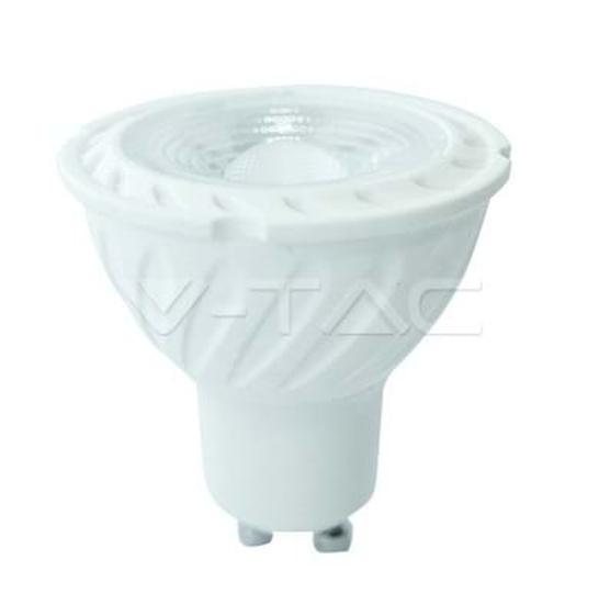 White body GU10 bulb