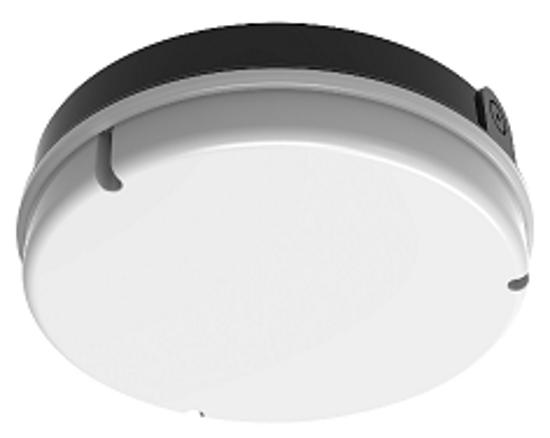 Black base circular bulkhead