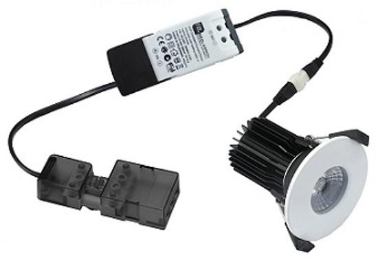 White LED downlight